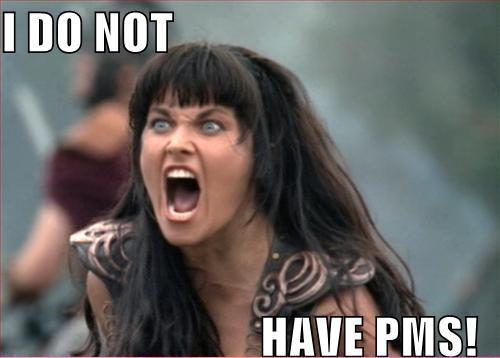 Angry pms 