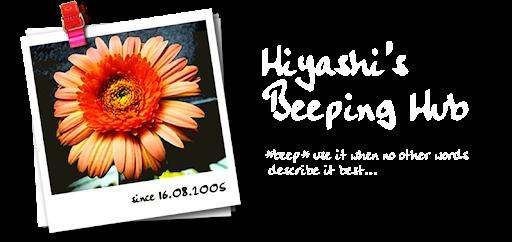 - Hiyashi's Beeping Hub -