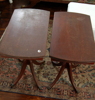 oil and vinegar homemade solution to clean old wood furniture    miss mustard seed