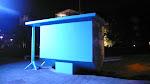 het blauwe huisje