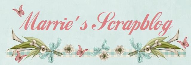 Marrie's Scrapblog