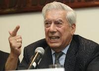 Escritor peruano Mario Vargas Llosa es excluido de un acto cultural en el que iba a participar la presidenta de Chile, Michelle Bachelet. Foto: ANDINA / Norman Córdova