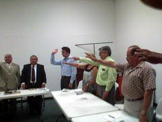 Los integrantes son investigadores reconocidos Foto: Domingo López Bustos
