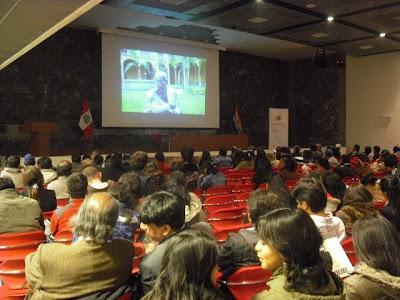 Videoconferencia de Miguel Maticorena