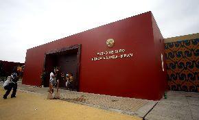 Museo de Sitio Huaca Rajada - Sipán albergará a nuevo personaje de la dinastía Sipán hallado en la zona. Foto: ANDINA / Archivo / Alberto Orbegoso