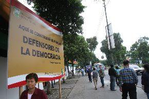 En la avenida Salaverry se construirá el parque Defensores de la Democracia.Foto: ANDINA/ Vidal Tarqui