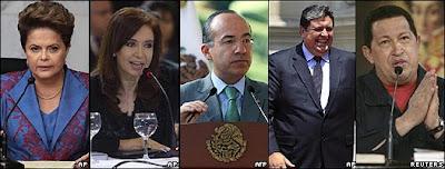El 2011 presenta varios retos para los mandatarios latinoamericanos.