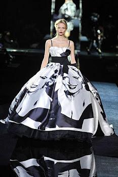 Marilyn Monroe musa de Dolce & Gabbana Otoño-Invierno 2009/2010