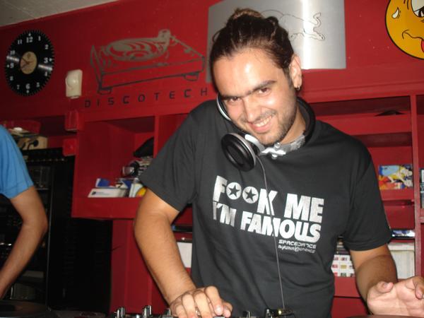 DJ Luigi Live @ Lefkada