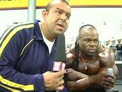 Bodybuilding news 2011. Kai Green parted ways with his trainer Oscar Ardennes