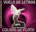Premio Colibrí de Plata