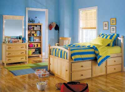 Teenagers Bedroom Ideas on Modern And Colorful Kids Bedroom Decoration Ideas   Interior Design