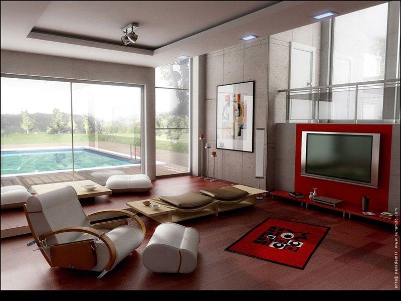 Breathtaking Interior Designs