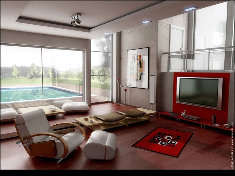 Design Ideas For 1 Bedroom Apartments