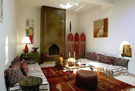 ... Black Moroccan Interior Design. on moroccan interior design black