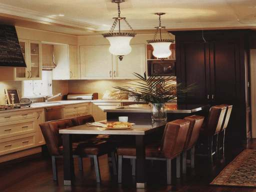 Kitchen Layout and Decorating Ideas: Decorating Ideas For Kitchens