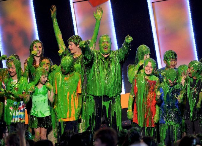 will smith kids. will smith kids choice awards