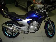 Yamaha Fazer  250  2007 injeção