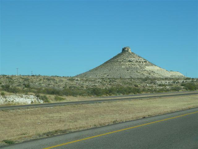 Squaw tit peak texas