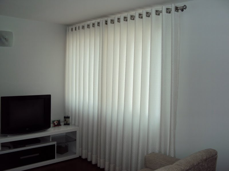 Vms decora es cortina para sala - Cortina moderna ...