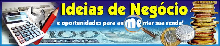IDEIAS DE NEGÓCIO e oportunidades para aumentar sua renda!