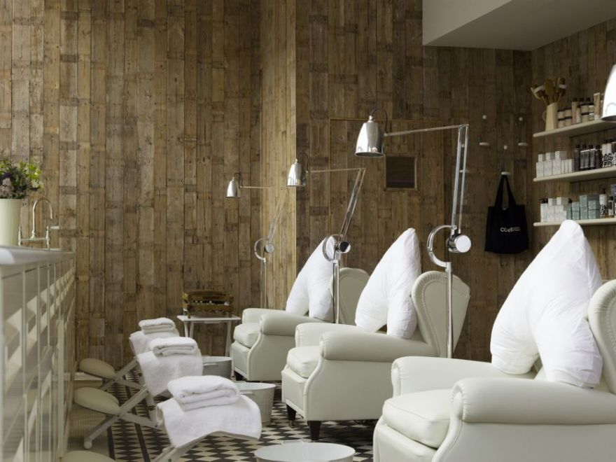 Glimpse of style i 39 d like a cowshed please - Hair salon shoreditch ...