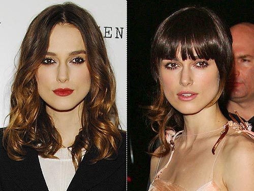 keira knightley hair color. keira knightley hair color.