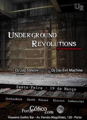 Underground Revolutions