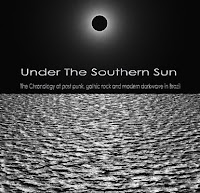 Under the southern sun compilação música gotica brasil brazil