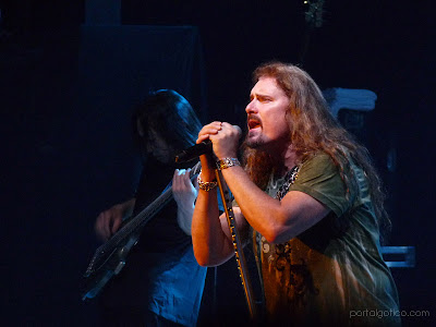 James LaBrie Dream Theater Portugal