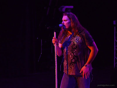 James LaBrie Dream Theater Lisboa