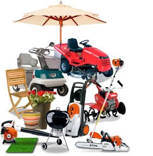 Mercadotecnia producto u oferta for Articulos para jardin