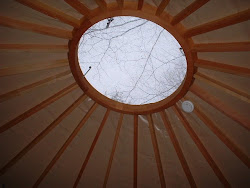 Yurt at Back to Basics