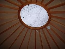 Yurt at Back to Basics