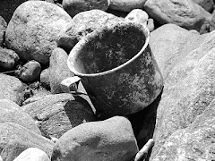 Cup and Stones