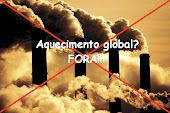Aquecimento global? FORA!!