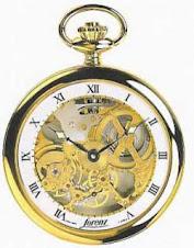 O acerto do relógio