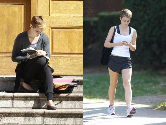 Emma Watson At Brown Pictures. (emma watson at rown )