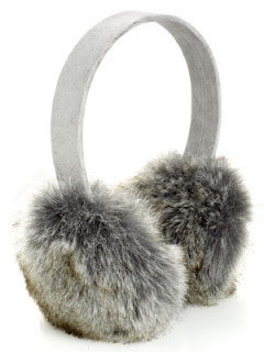 furry earmuffs