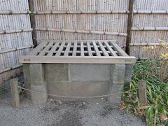 義経首洗井戸(藤沢市)