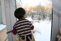 My son- just longing to get outside!