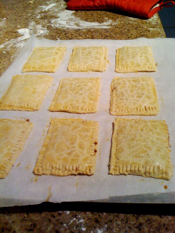 Blog Post From The Smitten Kitchen About Homemade Pop Tarts. Hans And .