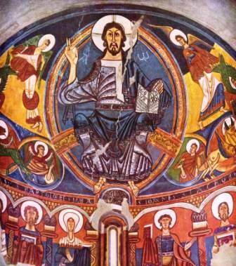 iglesia medieval historia:
