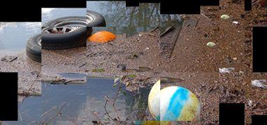Kara photo local garbage