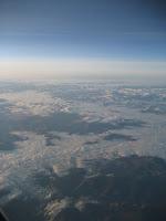 50,000 Feet Somewhere Above Mongolia