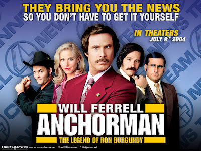 anchorman wallpaper. with Anchorman (2004) and