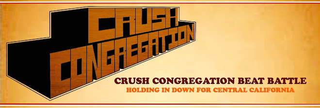 CRUSH CONGREGATION BEAT BATTLE