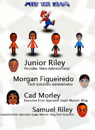 Meet the Super MarioJr. Blog Team!