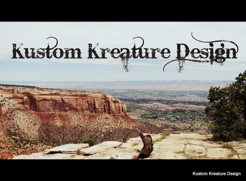 Kustom Kreature Design