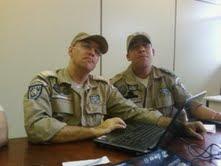 Instrutores da ACGM.